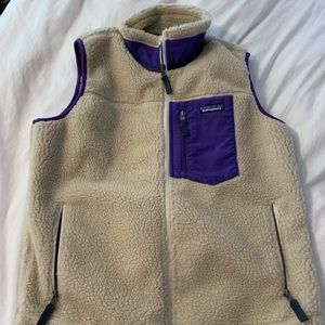 Patagonia Retro-X Vest in a Men's Large